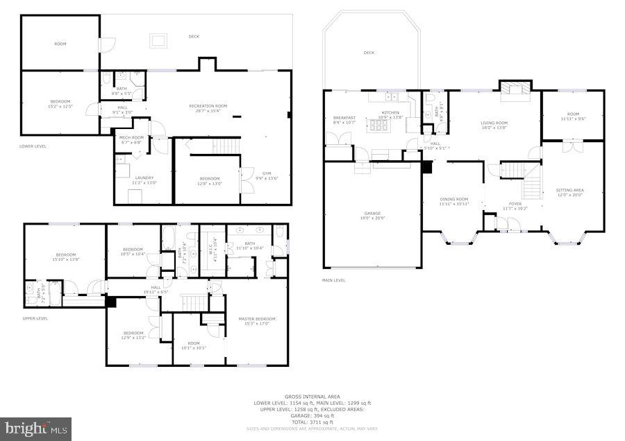 Floorplan - 1304 CASSIA ST, HERNDON