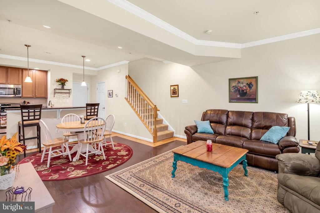 Bright and spacious first floor - 21618 ROMANS DR, ASHBURN