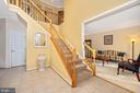 2 Story Foyer - 5730 MEYER AVE, NEW MARKET