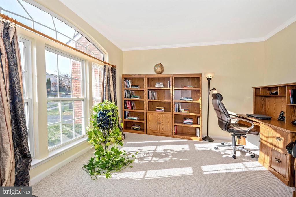 Main level Office/Den - 5730 MEYER AVE, NEW MARKET