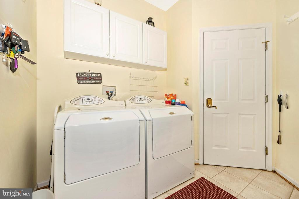 Separate Laundry Room - 5730 MEYER AVE, NEW MARKET