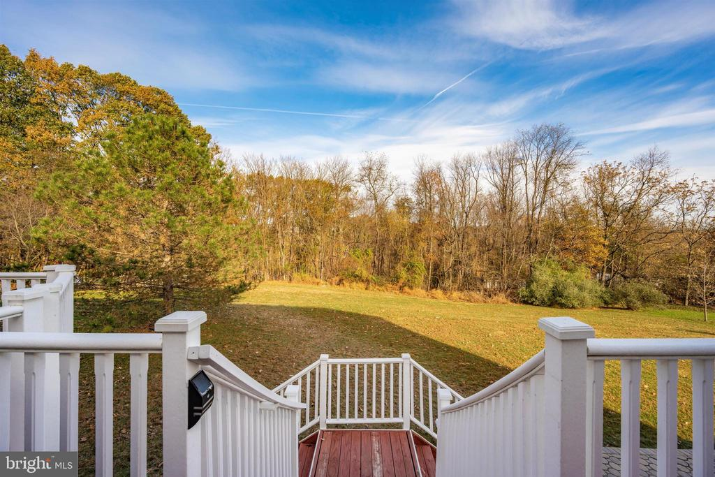 Look at the view! - 5730 MEYER AVE, NEW MARKET