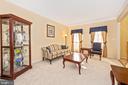 Formal Living Room - 5730 MEYER AVE, NEW MARKET