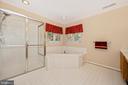 Master Bath - 5730 MEYER AVE, NEW MARKET