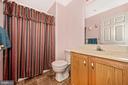 Lower Level Full Bath - 5730 MEYER AVE, NEW MARKET