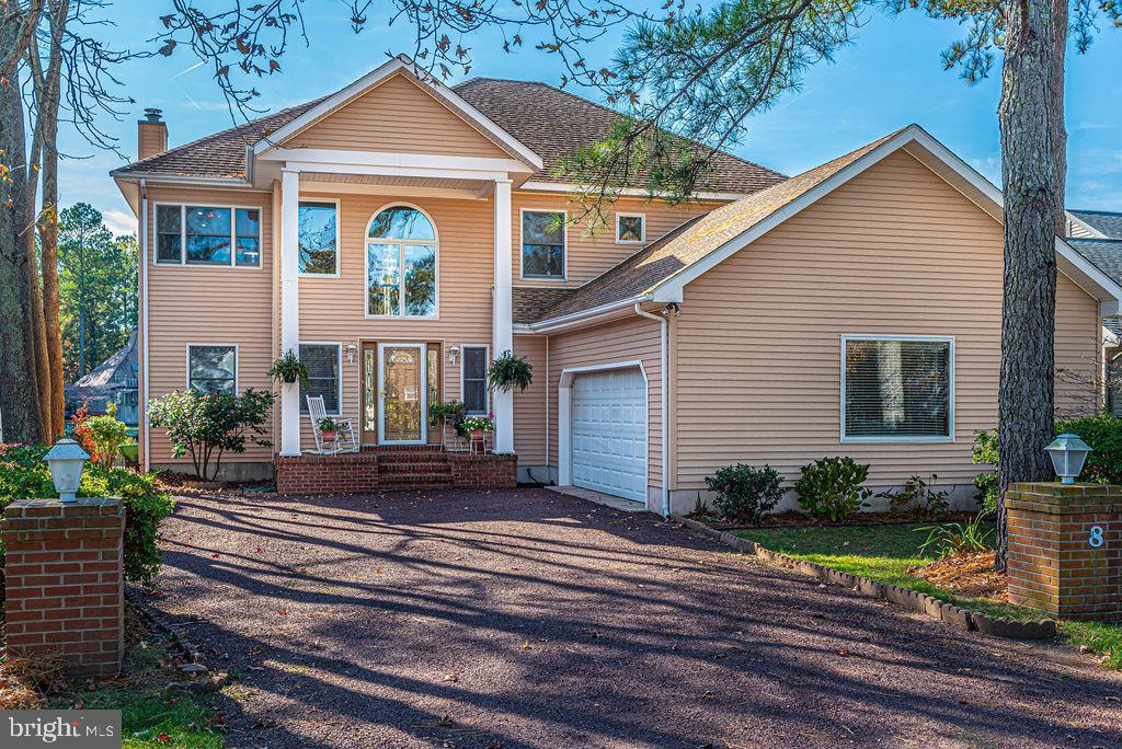 Single Family Homes 용 매매 에 Ocean Pines, 메릴랜드 21811 미국