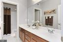 Dual Area Shared Bath fro Bed #3 and Bed#4 - 23082 BRONSTEIN LN, BRAMBLETON