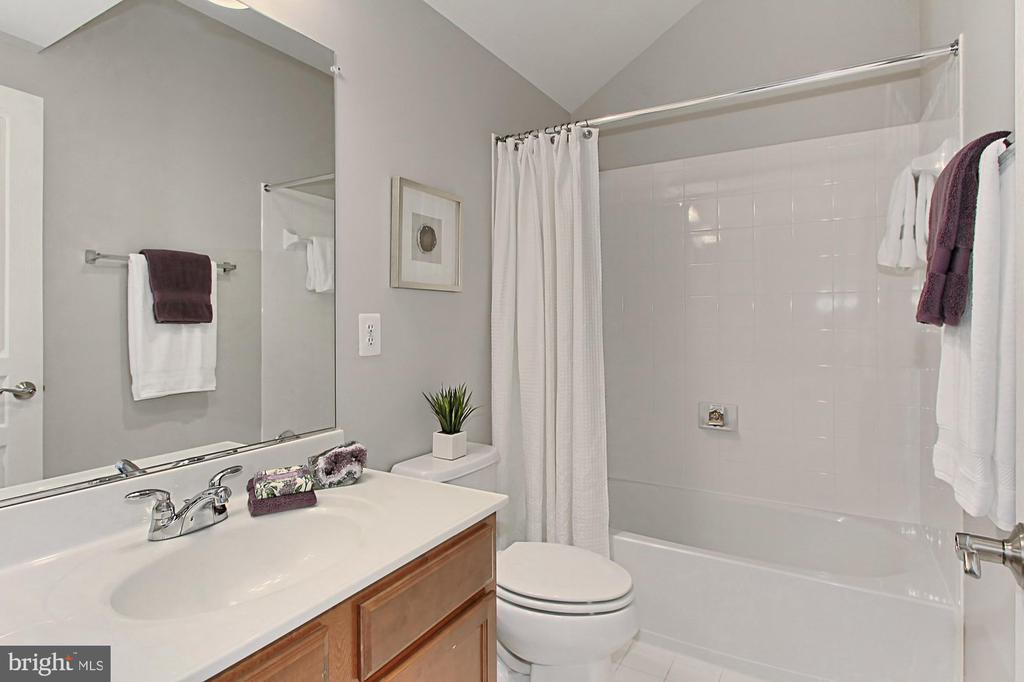 Full Bathroom #4 - 23082 BRONSTEIN LN, BRAMBLETON
