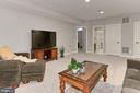 9' Ceilings, Recessed Lighting and Ceiling Speaker - 23082 BRONSTEIN LN, BRAMBLETON