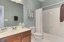 Private Bath for Bedroom #2 - 23082 BRONSTEIN LN, BRAMBLETON
