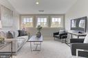 Upper Suite is FABULOUS!! - 23082 BRONSTEIN LN, BRAMBLETON