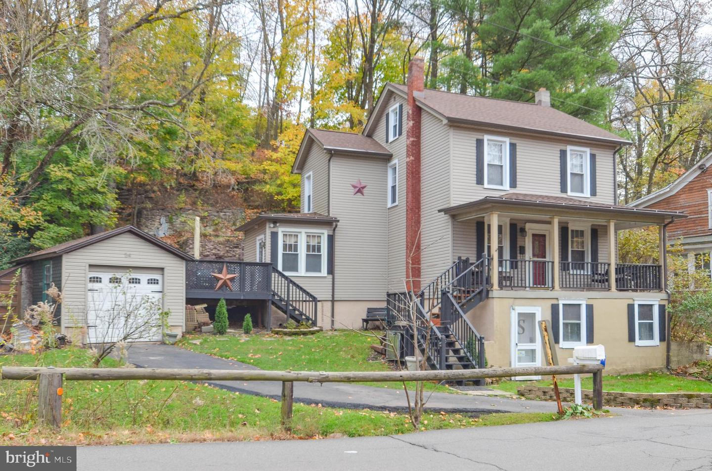 Single Family Homes للـ Sale في Weatherly, Pennsylvania 18255 United States