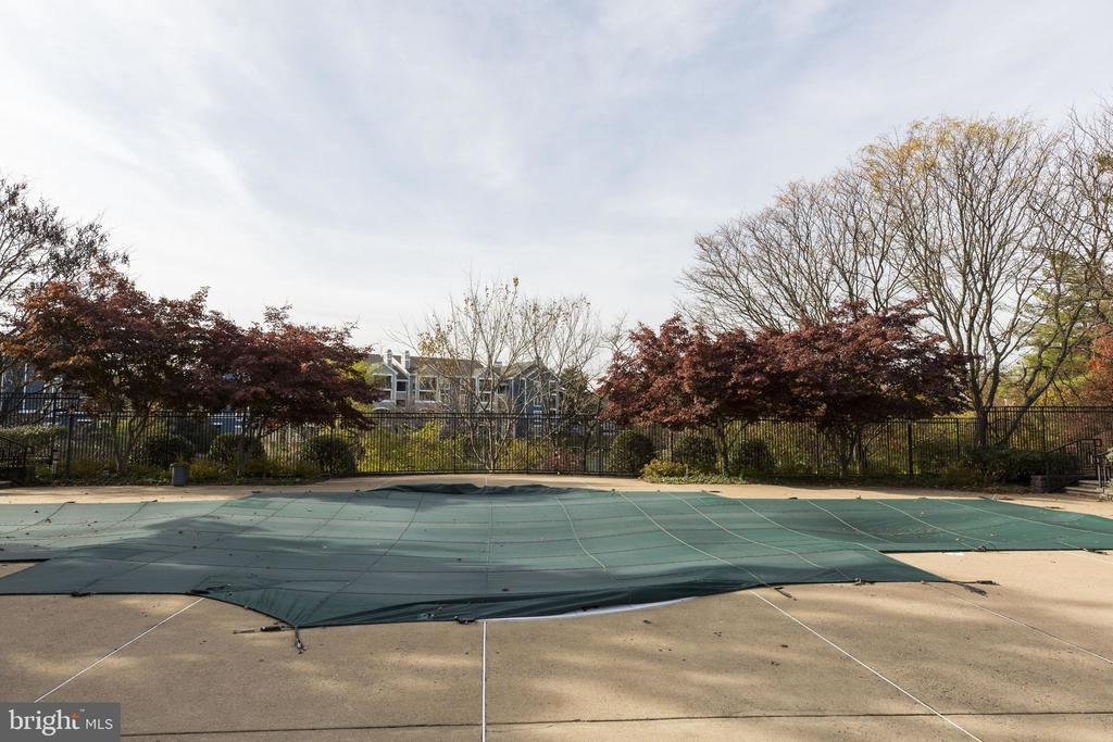 Pool parties in the summer time! - 6011 ROSEBUD LN #101, CENTREVILLE