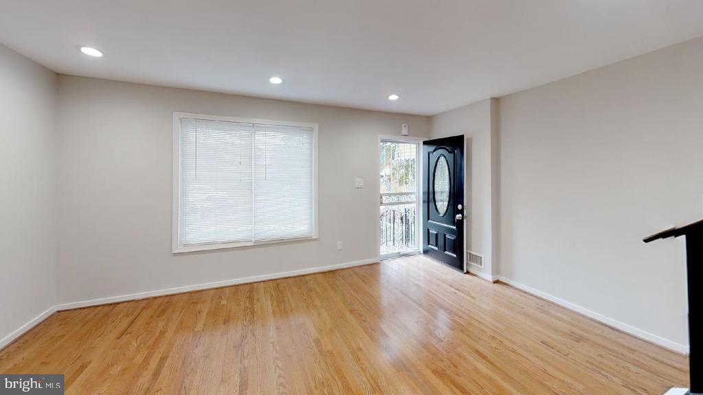 Living room shot 4 - 2310 14TH ST NE, WASHINGTON