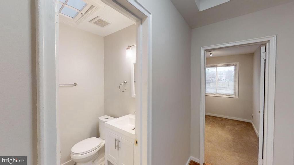 Second floor facing rooms - 2310 14TH ST NE, WASHINGTON