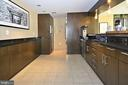 Catering Kitchen in Club Room - 4301 MILITARY RD NW #PH5, WASHINGTON