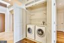 Bosch Washer and Dryer - 4301 MILITARY RD NW #PH5, WASHINGTON