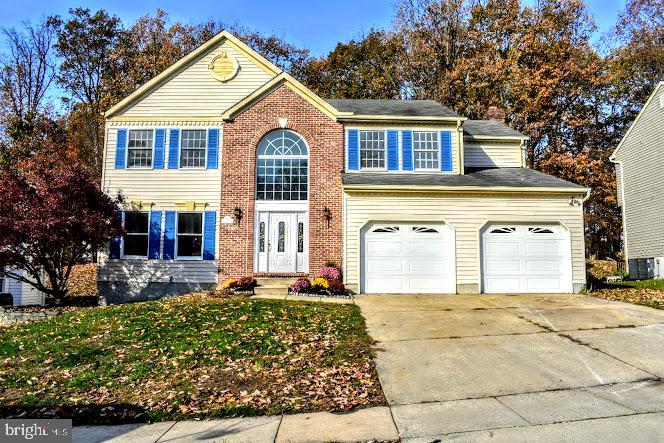 Single Family Homes pour l Vente à Belcamp, Maryland 21017 États-Unis