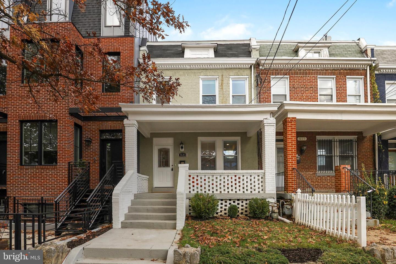 521 LONGFELLOW STREET NW, WASHINGTON, District of Columbia
