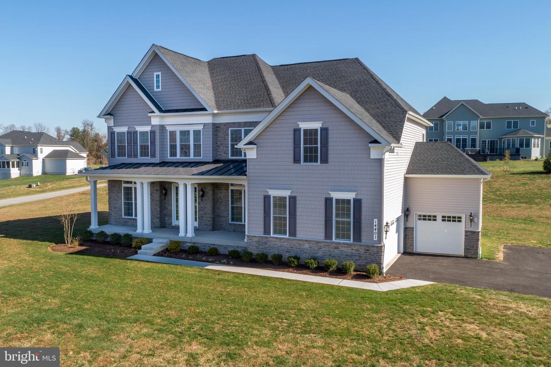 Single Family Homes para Venda às Baldwin, Maryland 21013 Estados Unidos
