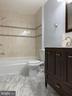 secondary bath upper level (br2 & 3 share) - 323 WOLFE ST, FREDERICKSBURG
