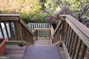 Deck - Staircase - 9226 KRISTY DR, MANASSAS PARK