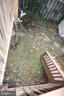 Staircase to  the Fenced in Yard - 9226 KRISTY DR, MANASSAS PARK