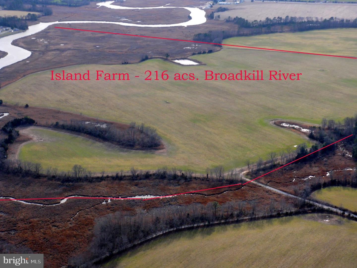 Land for Sale at Milton, Delaware 19968 United States