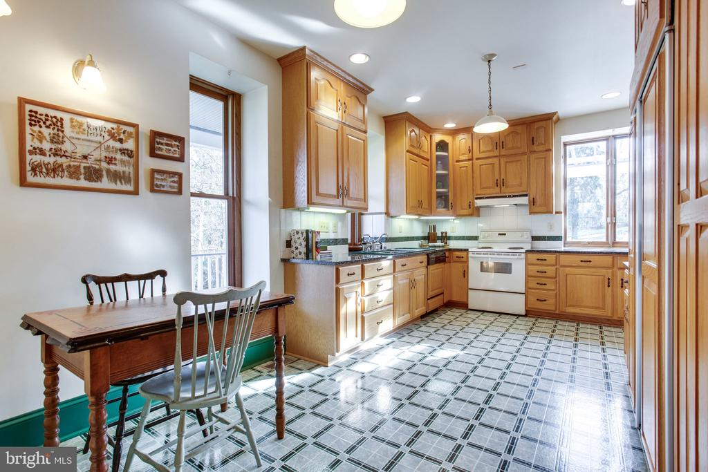 Huge Kitchen! - 6317 JEFFERSON BLVD, FREDERICK