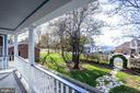 Upper Level Balcony - 6317 JEFFERSON BLVD, FREDERICK