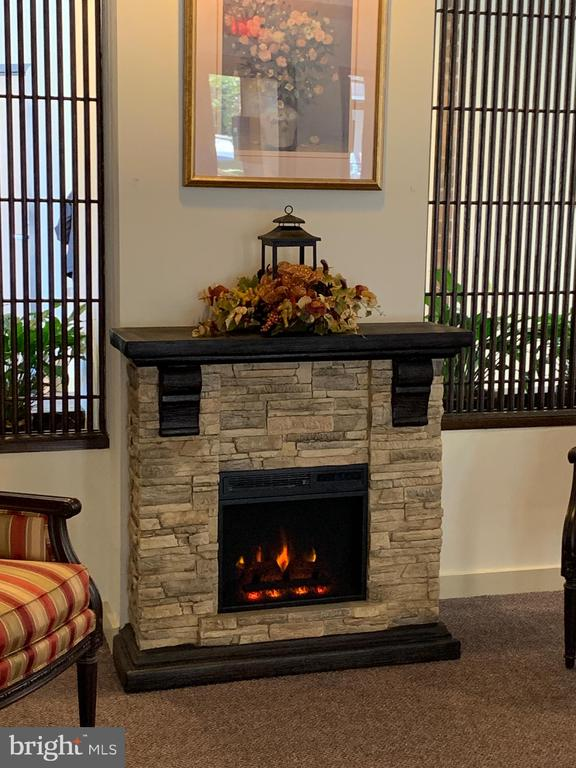 Cozy and Welcoming Lobby - 1951 SAGEWOOD LN #203, RESTON