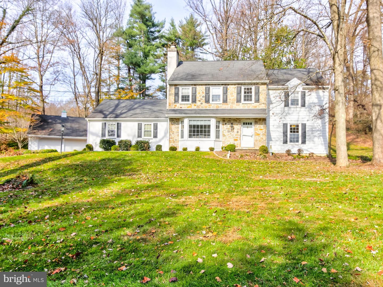 Single Family Homes للـ Sale في Thornton, Pennsylvania 19373 United States
