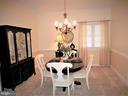 Formal Dining Room - 239 WASHINGTON ST, LOCUST GROVE
