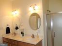 Master Bathroom with separate shower - 239 WASHINGTON ST, LOCUST GROVE