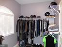 Large Master Bedroom Walk-in Closet - 239 WASHINGTON ST, LOCUST GROVE