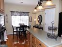 Kitchen with 2 pantries - 239 WASHINGTON ST, LOCUST GROVE