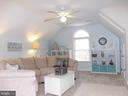 Large upstairs 2nd master bedroom or Family room - 239 WASHINGTON ST, LOCUST GROVE