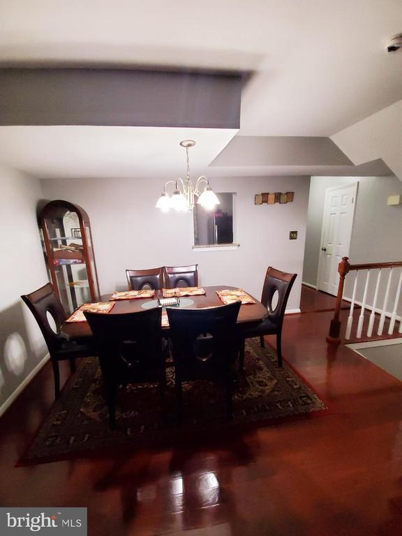Dining Room - 13006 QUANDER CT, WOODBRIDGE