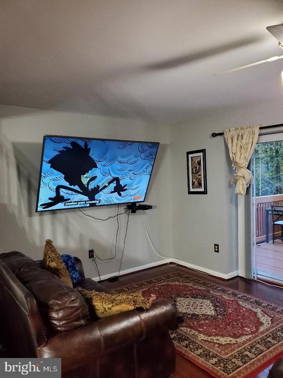 Living Room - 13006 QUANDER CT, WOODBRIDGE