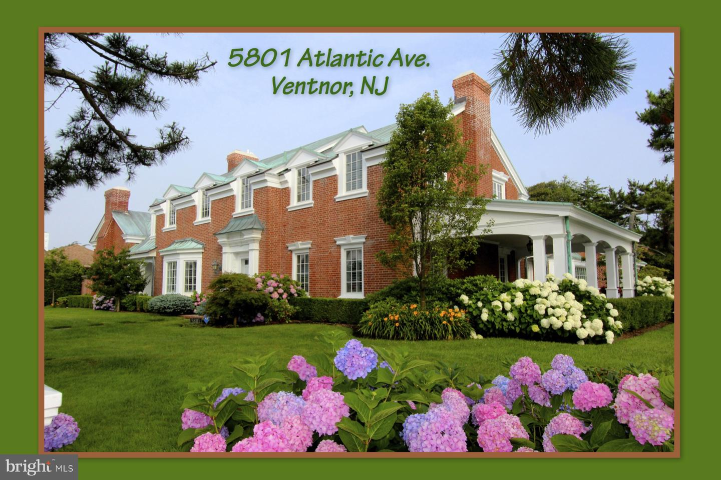 Single Family Homes for Sale at Ventnor City, New Jersey 08406 United States