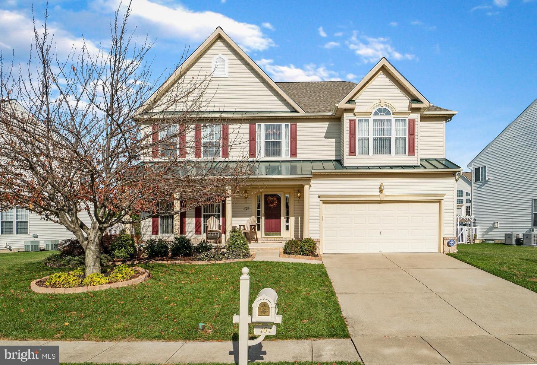 Single Family Homes için Satış at Abingdon, Maryland 21009 Amerika Birleşik Devletleri
