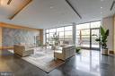 The Odyssey Lobby - 2001 15TH ST N #109, ARLINGTON