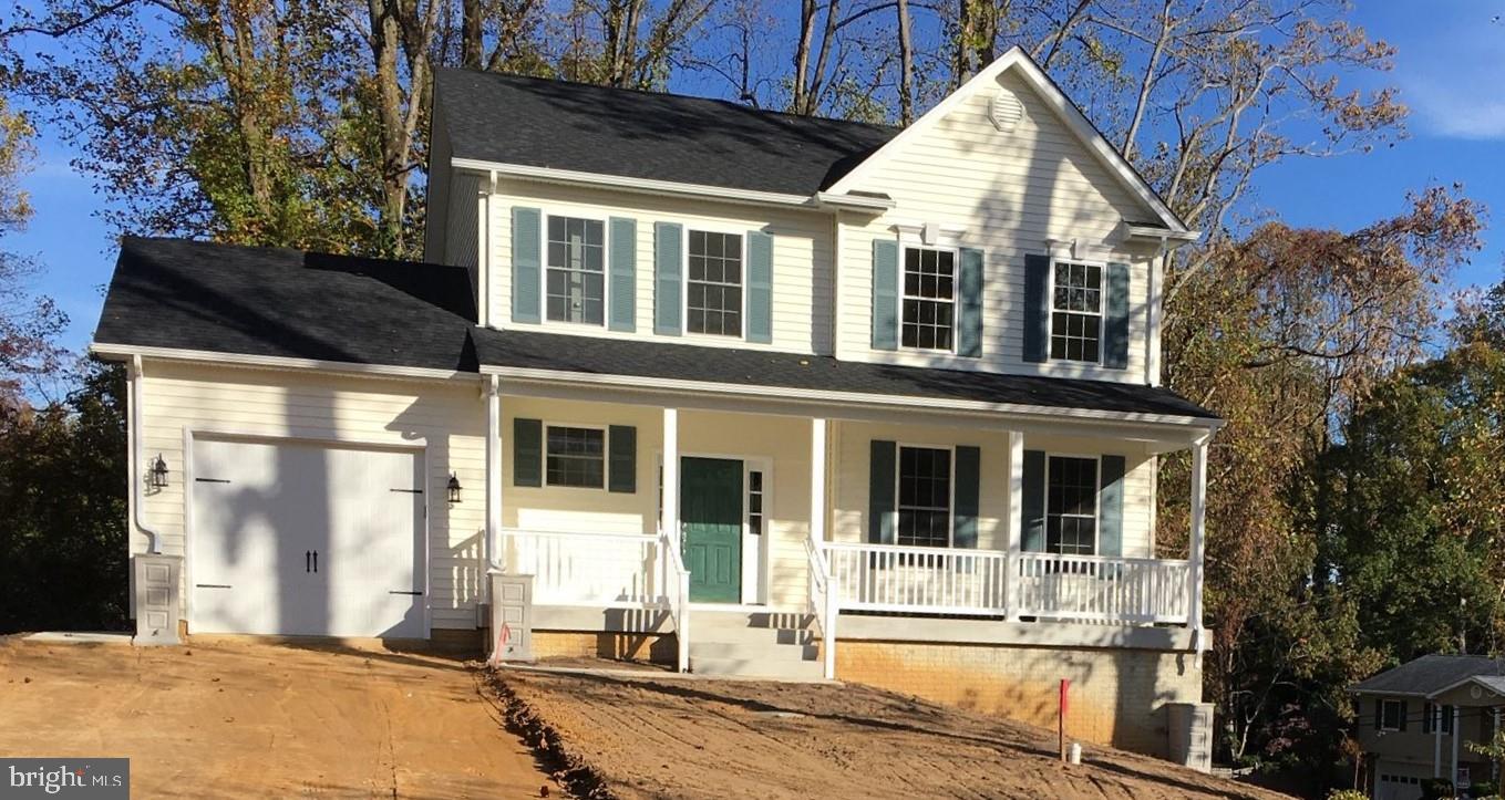 Single Family Homes 为 销售 在 St. Leonard, 马里兰州 20685 美国