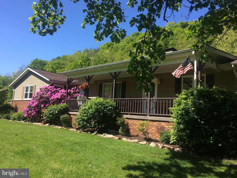 Single Family Homes для того Продажа на Hyndman, Пенсильвания 15545 Соединенные Штаты