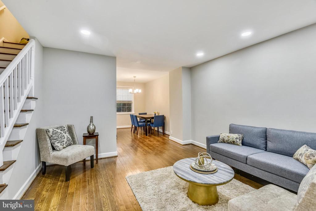 Completely rebuilt from the studs up - 3022 S ABINGDON ST, ARLINGTON
