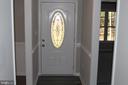 Foyer - 6363 COURTHOUSE RD, SPOTSYLVANIA