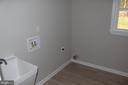 Main Floor Laundry - 6363 COURTHOUSE RD, SPOTSYLVANIA