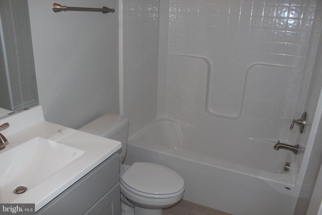 Basement Bath - 6363 COURTHOUSE RD, SPOTSYLVANIA