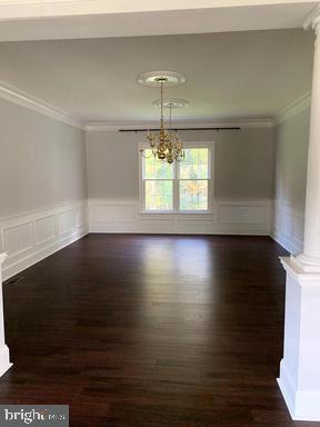 Formal Dinning room - 18538 KERILL RD, TRIANGLE