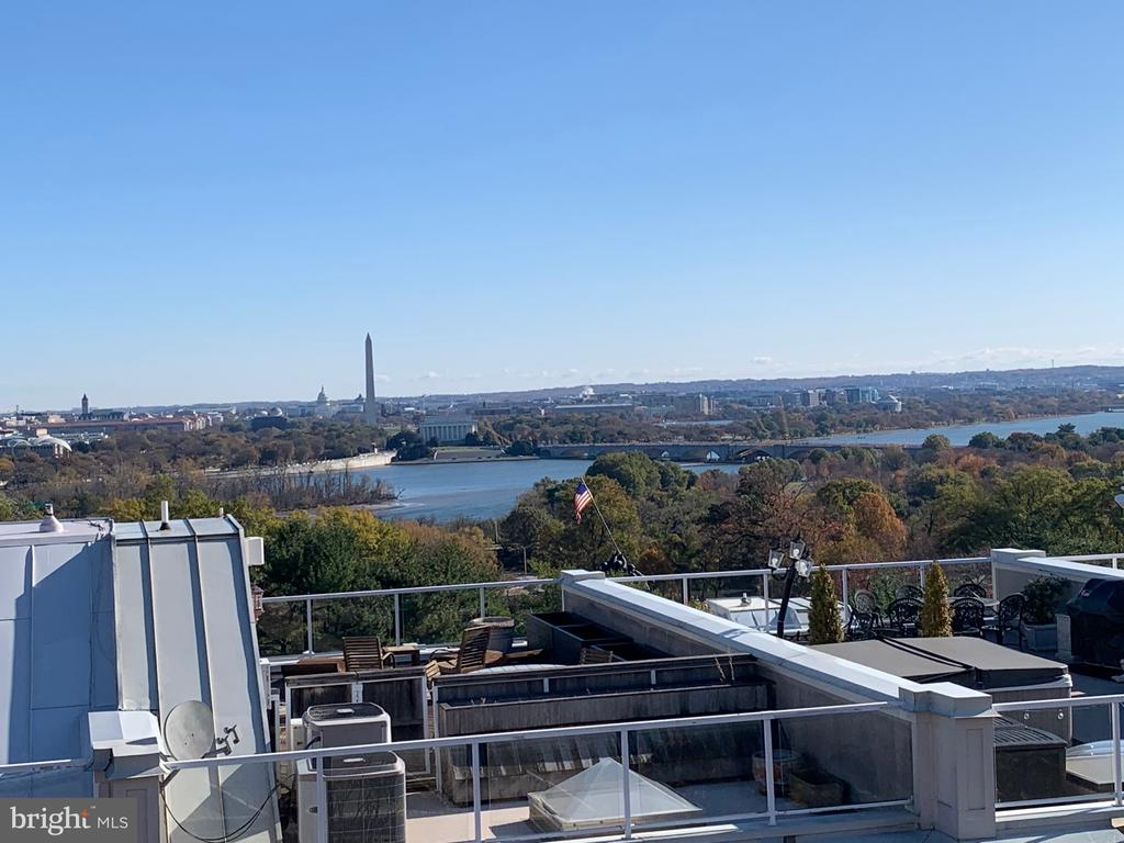 View From Roof Top Deck - 1335 14TH ST N, ARLINGTON